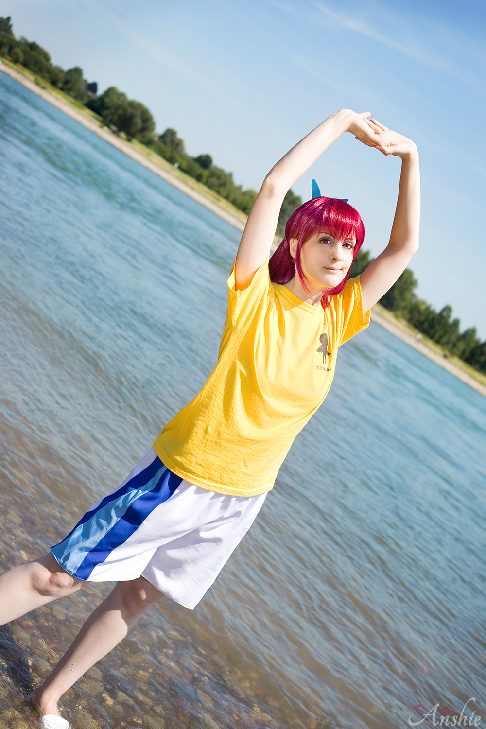 BEST Free! Iwatobi Swim Club Cosplay Musicallys  Peehee20